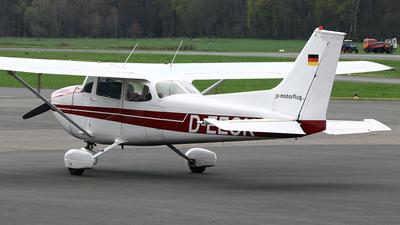 D-EEOK - Reims-Cessna F172M Skyhawk - JP Motorflugschule