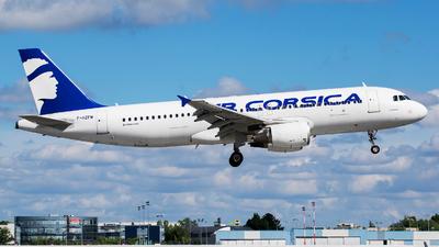 F-HZFM - Airbus A320-214 - Air Corsica