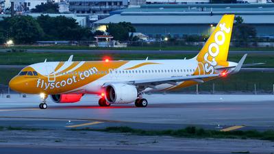 9V-TNE - Airbus A320-271N - Scoot