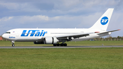 VP-BAL - Boeing 767-224(ER) - UTair Aviation