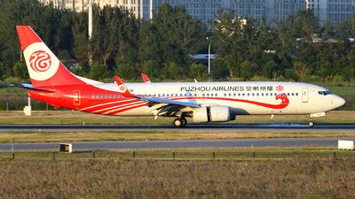 B-1435 - Boeing 737-8EH - Fuzhou Airlines
