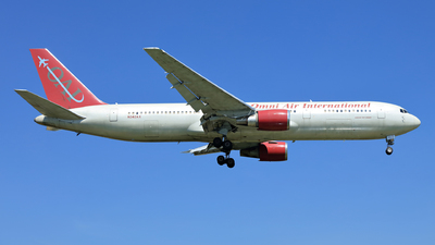 N342AX - Boeing 767-328(ER) - Omni Air International (OAI)