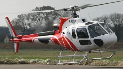 F-HCHB - Aérospatiale AS 350B3 Ecureuil - Heli-Bearn