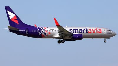 VQ-BBY - Boeing 737-86N - Smartavia