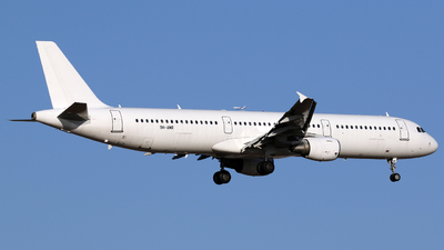 9H-AMR - Airbus A321-211 - Avion Express Malta