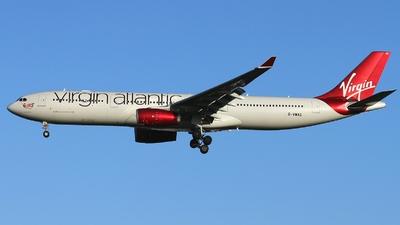 G-VWAG - Airbus A330-343 - Virgin Atlantic Airways