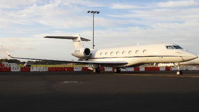 N846CB - Gulfstream G650ER - Private