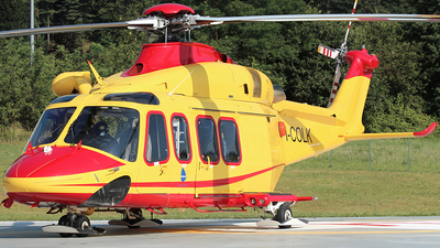 I-COLK - Agusta-Westland AW-139 - Babcock Italia