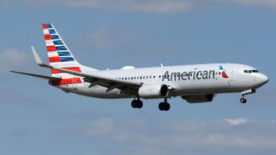 N836NN - Boeing 737-823 - American Airlines
