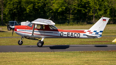 D-EACO - Reims-Cessna F150M - Private