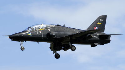 XX165 - British Aerospace Hawk T.1 - United Kingdom - Royal Air Force (RAF)
