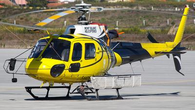 F-HADE - Aérospatiale AS 350B3 Ecureuil - Mont Blanc Hélicoptères
