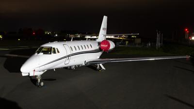 N827SM - Cessna 680 Citation Sovereign - Private