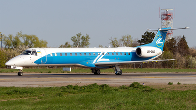 UR-DNR - Embraer ERJ-145EU - Wind Rose Aviation