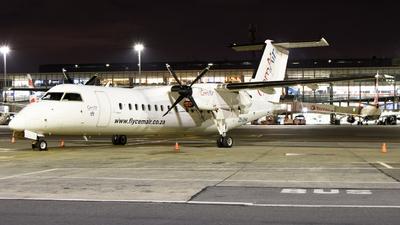 ZS-DHA - Bombardier Dash 8-Q311 - CemAir