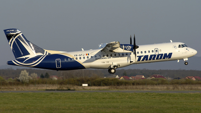 YR-ATJ - ATR 72-212A(600) - Tarom - Romanian Air Transport