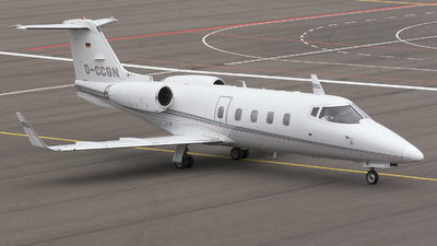 D-CCGN - Bombardier Learjet 55 - Private
