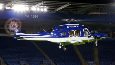 G-VSKP - Agusta-Westland AW-169 - Private