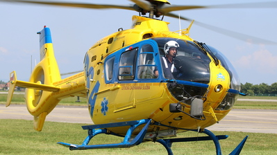 A picture of OKDSD - Airbus Helicopters H135 - [0371] - © Honza Dasek