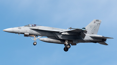 166602 - Boeing F/A-18E Super Hornet - United States - US Navy (USN)