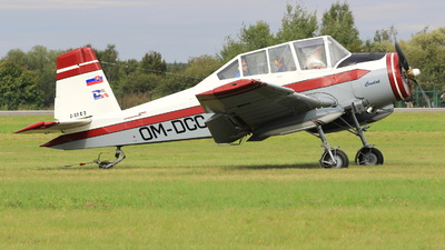 OM-DCC - Zlin Z-37 - Private