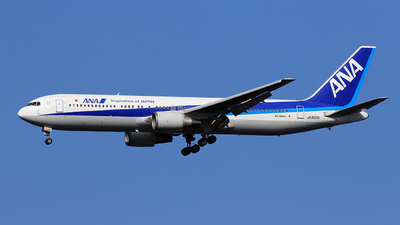 JA605A - Boeing 767-381(ER) - All Nippon Airways (Air Japan)