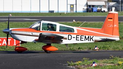 A picture of DEEMK - Grumman American AA5B Tiger - [AA5B1014] - © LukasAndreas