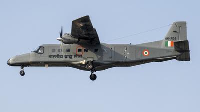 HM-704 - Dornier Do-228-201 - India - Air Force
