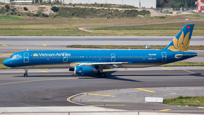VN-A363 - Airbus A321-231 - Vietnam Airlines