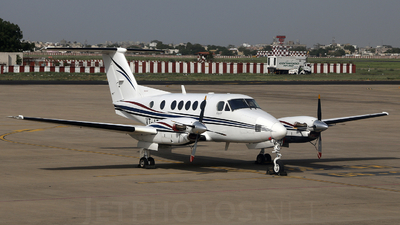 VT-AEL - Beechcraft B200 Super King Air - Private