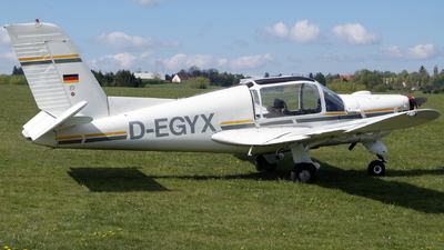 D-EGYX - Socata MS-893A Rallye Commodore - Private