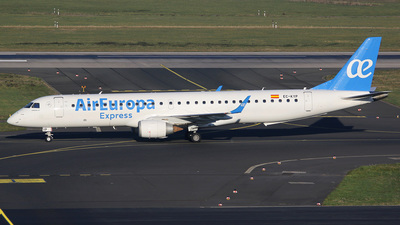 EC-KYP - Embraer 190-200LR - Air Europa Express