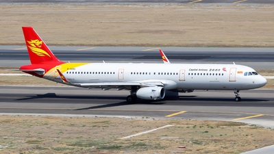 B-300G - Airbus A321-231 - Capital Airlines