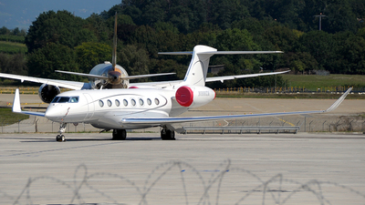 N888XM - Gulfstream G650 - Private