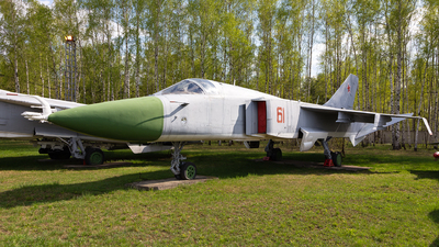 61 - Sukhoi T6-1 - Sukhoi Design Bureau