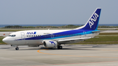 JA8404 - Boeing 737-54K - ANA Wings
