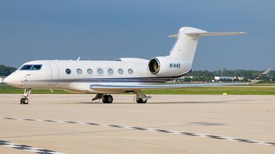 N144S - Gulfstream G500 - Private