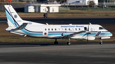 JA8951 - Saab 340B - Japan - Coast Guard