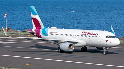 A picture of DAEWU - Airbus A320214 - Eurowings - © Photography  Jc  la Palma