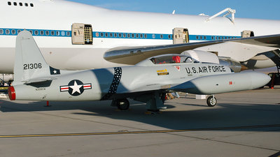 N306CW - Lockheed T-33A Shooting Star - Private