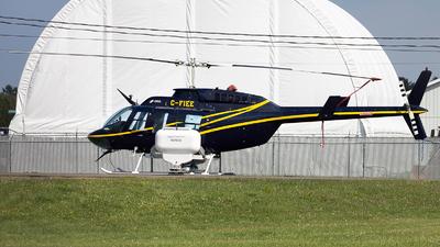 A picture of CFIEE - Bell 206L3 LongRanger III - [51216] - © Sebastian Sowa