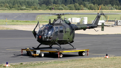 SP-YWD - MBB Bo105P1 - Private