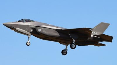 F-021 - Lockheed Martin F-35A Lightning II - Netherlands - Royal Air Force