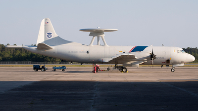N144CS - Lockheed P-3B Orion AEW - United States - Customs and Border Protection