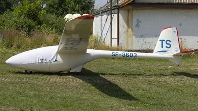 SP-3603 - PZL Swidnik PW-5 - Private