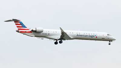 A picture of N608NN - Mitsubishi CRJ900LR - American Airlines - © Oliver Richter