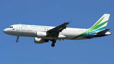 XU-978 - Airbus A320-214 - Lanmei Airlines