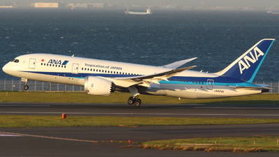 JA829A - Boeing 787-8 Dreamliner - All Nippon Airways (ANA)