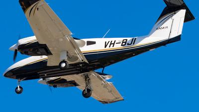 A picture of VHBJI - Piper PA44180 Seminole - [4496410] - © James Baxter