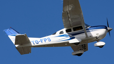 TG-FPS - Cessna 206 Super Skywagon - Private